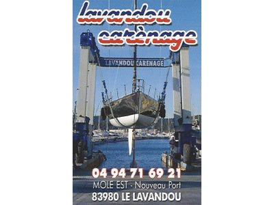 Lavandou Carenage